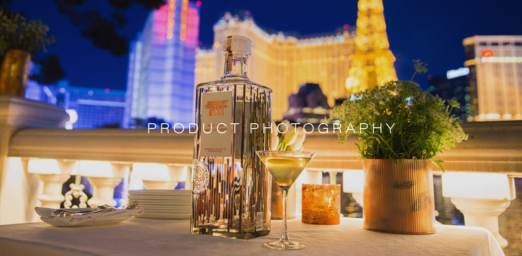 Las Vegas product photographer